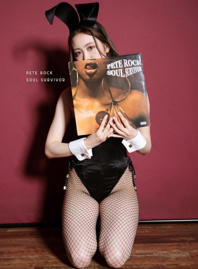 """新企画""""バニーとレコード""""にてバニーガールのオススメ レコードを紹介してみる vol.2"""