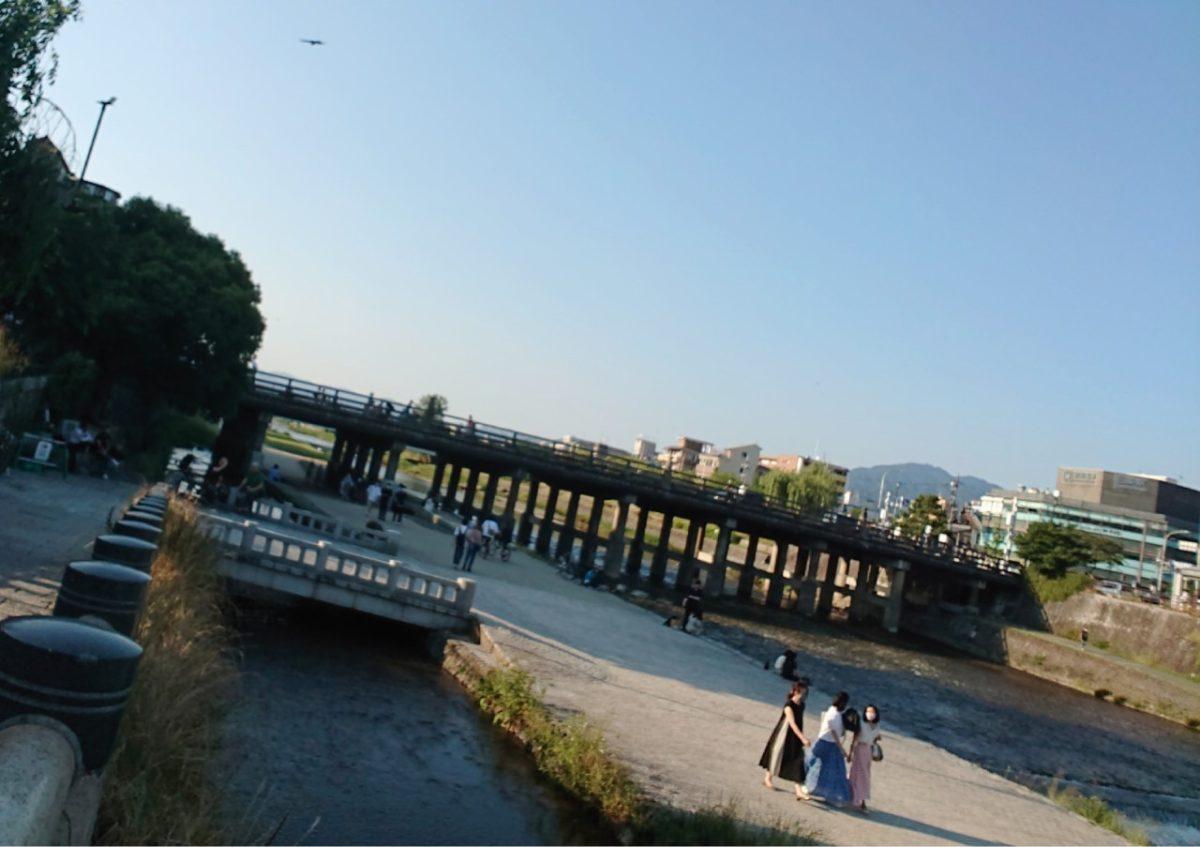 そうだ 京都、行こう。キャバ嬢の撮影にね。