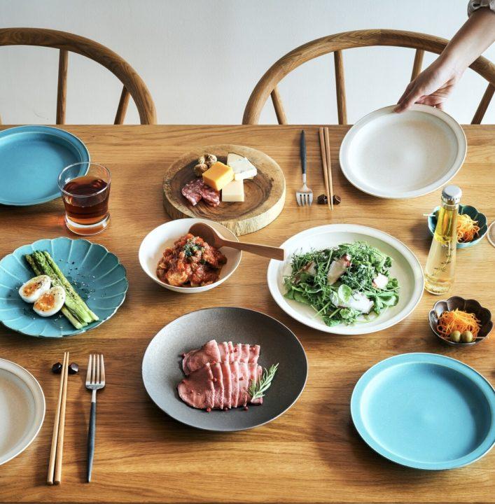 【ハンドメイド】食卓をパッと明るくする食器特集